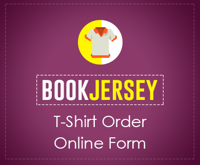 FormGet – Create T-Shirt Order Form For Online Vendors & Shopping Stores