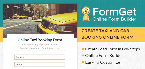 Taxi and Cab Booking
