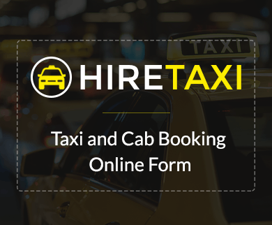 FormGet – Create Taxi and Cab Booking Form For Auto, Micro & Mini Owners