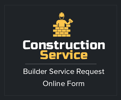 FormGet – Create Builder Service Request Form For Architects & Builders