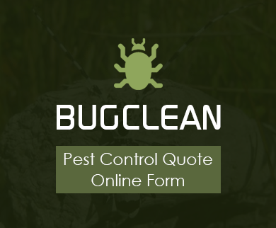 FormGet – Create Pest Control Quote Form For Extreminator & Pest Controllers