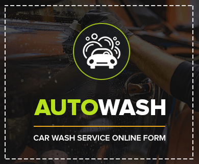 FormGet – Create Car Wash Service Form Vehicle Washing Stations & Centers