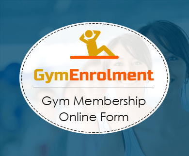 FormGet – Create Gym Membership Form For Health Zones & Fitness Gymnasiums