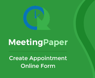 FormGet – Create Appointment Form For Medical Care, Beauty Salons & Spas