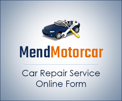 FormGet – Create Car Repair Service Form For Garage & Automobile Service Centers