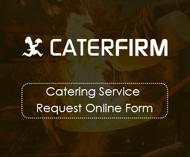 FormGet – Create Catering Service Request Form For Caterers & Food Service Providers
