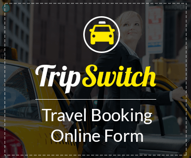 Travel Booking Form Thumb