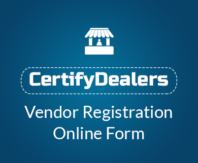 FormGet – Create Vendor Registration Form For Registration Firms & Consultants