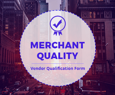 FormGet – Create Vendor Qualification Form For Inspection Departments
