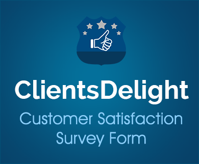 FormGet – Create Customer Satisfaction Survey Form For Online Enterprises