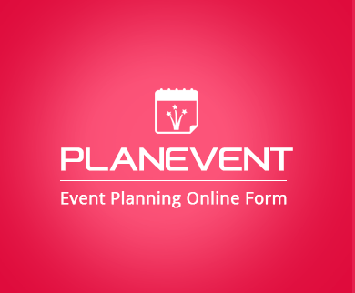 FormGet – Create Event Planning Form For Event Managers & Companies