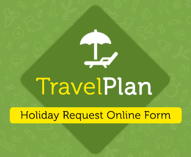 FormGet – Create Holiday Request Form For Private Sector Companies & Offices