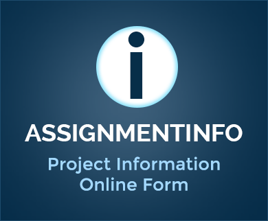 Project Information Form Thumb