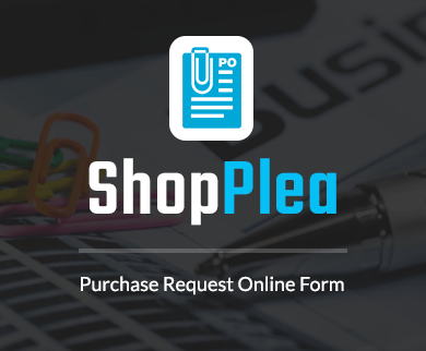 FormGet – Create Purchase Request Form For Ecommerce & Shopping Companies