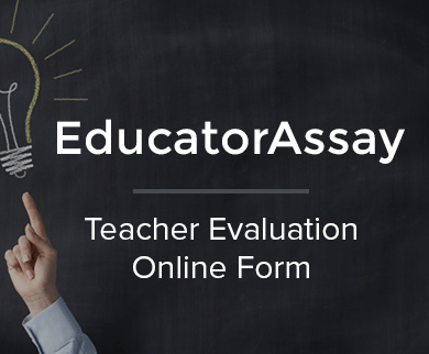 Teacher Evaluation Form Thumb