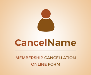 FormGet – Create Membership Cancellation Form For Your Existing Users