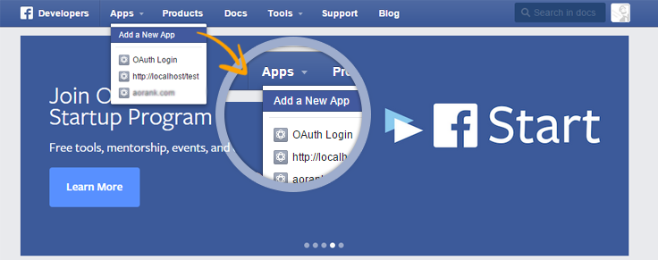 CodeIgniter Facebook app