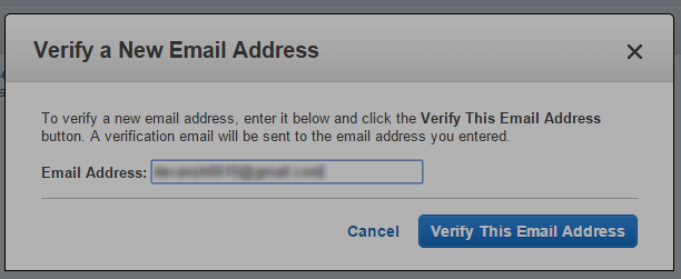 Verify New Email Address Amazon