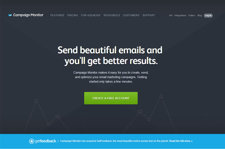 Campaign Monitor - Best Email Marketing Services