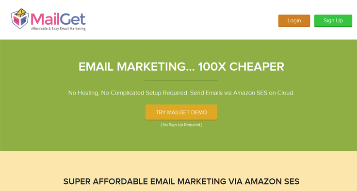 mailget email marketing solution