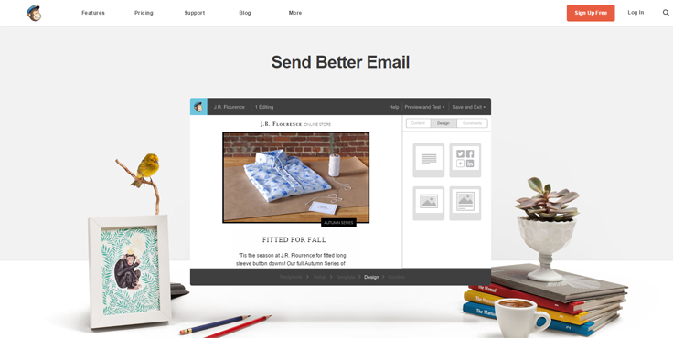 MailChimp - Best Email Marketing Services