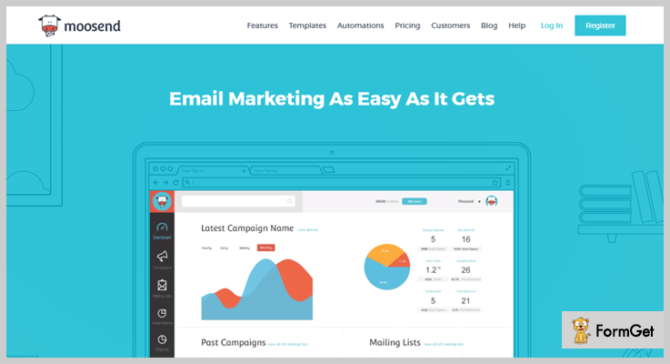 Moosend - Best Email Marketing Services
