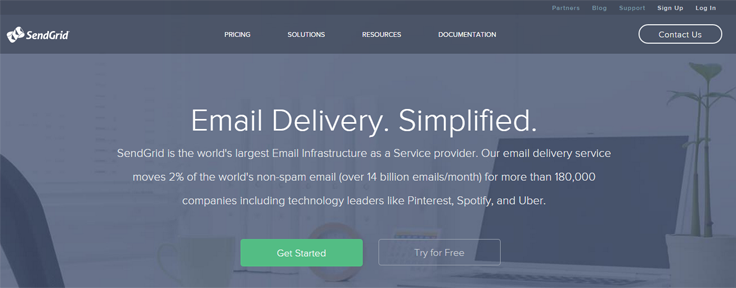 SendGrid - Best Email Marketing Services