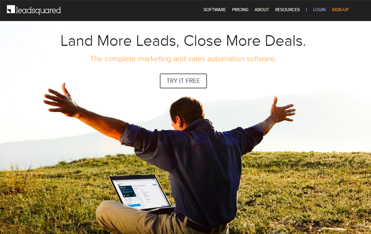 LeadSquared - Best Email Marketing Services