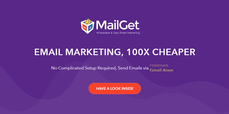 MailGet - Best Email Marketing Services