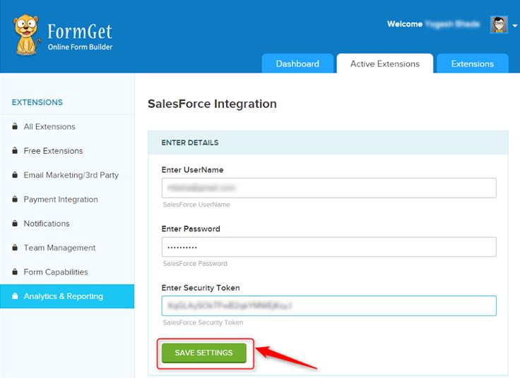 Salesforce Integration 5