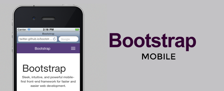 Bootstrap Mobile