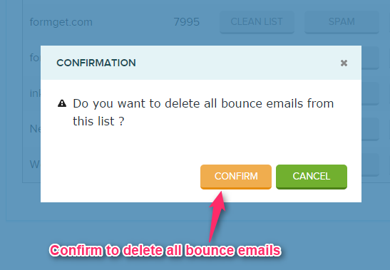 Email List Cleaning