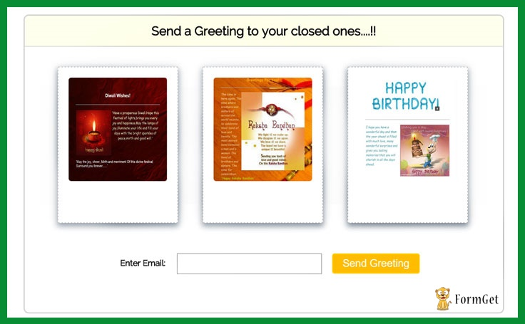 Php send html email template formget php send email html demo spiritdancerdesigns Images