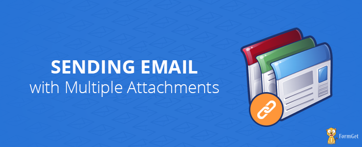 Send Multiple Attachment In Email Using PHP