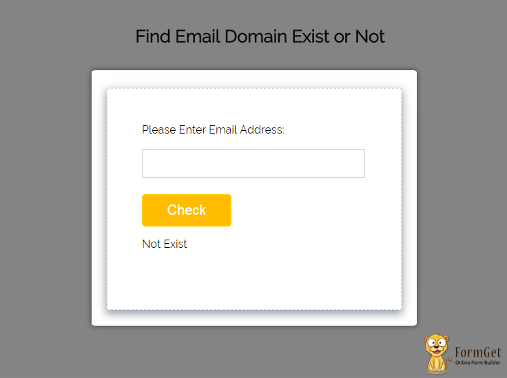 domain verification