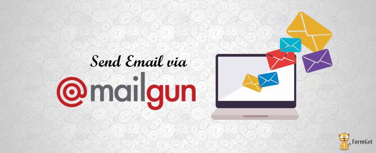Send Email Via Mailgun API Using PHP