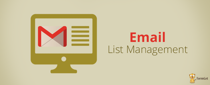 Email-List-Management