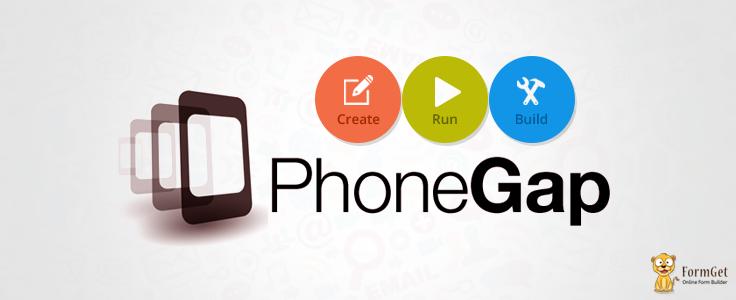 Create, Run and Build A PhoneGap App | FormGet