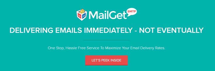 MailGet SMTP- SMTP Service Providers