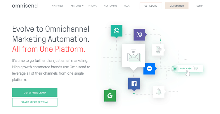 Omnisend - Email Marketing Automation Software
