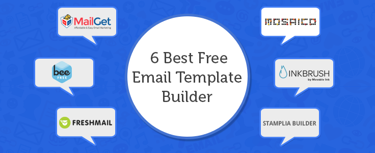 10 Best Free Responsive Email Template Builders 2019 Formget