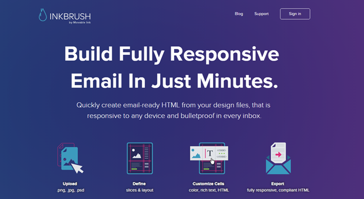Best Free Responsive Email Template Builders FormGet - Build html email template