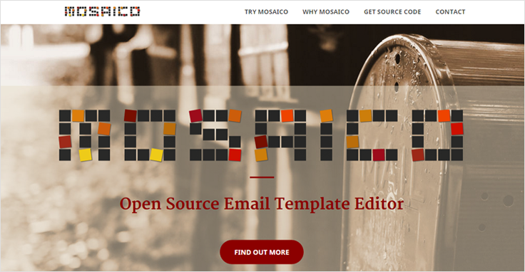Best Free Responsive Email Template Builders FormGet - Open source email templates
