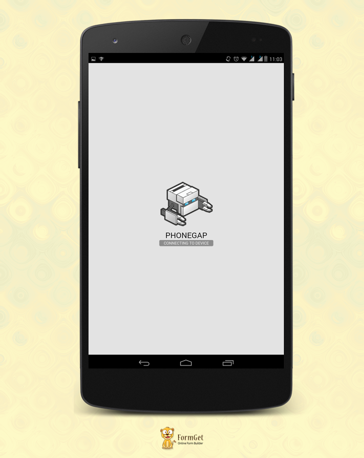 phonegap-mobile-default-app