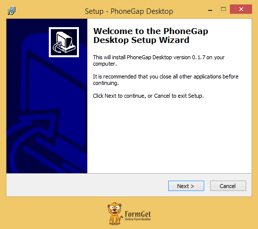 phonegap-windows-desktop-wizard
