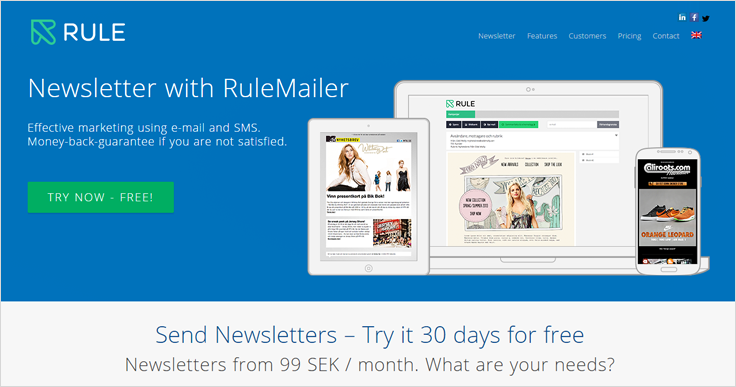 Rule Mailer Email Marketing Services