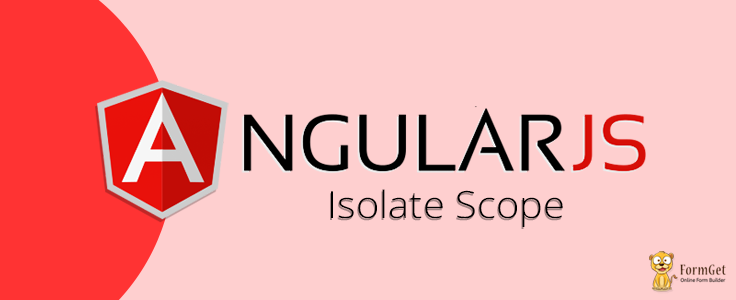 AngularJS Isolate Scope