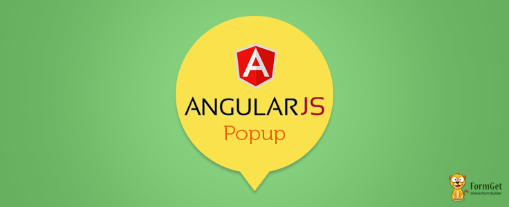 AngularJS Popup Using UI Bootstrap | FormGet