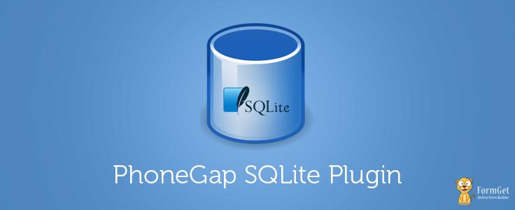 PhoneGap SQLite Plugin