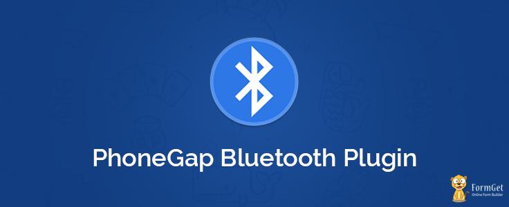 PhoneGap Bluetooth